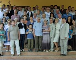 "Members of the ""Bosporan Raeding"", Kerch, 23 May 2013"